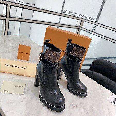 """Bota Louis Vuitton """"Black"""""""