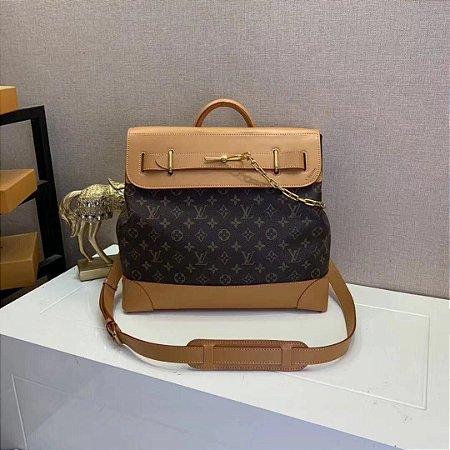 """Bolsa Louis Vuitton Steamer  """"Caramel"""""""