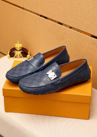 """Mocassim Louis Vuitton """"Blue"""""""