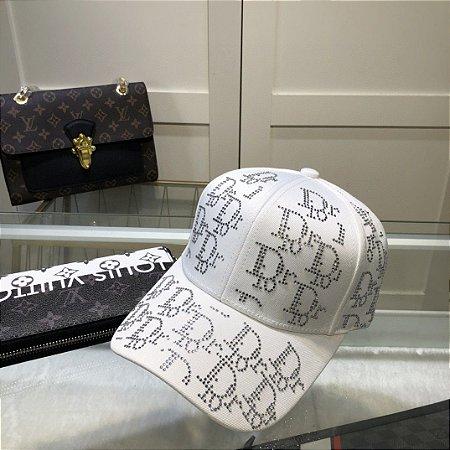 """Boné Dior """"White"""""""