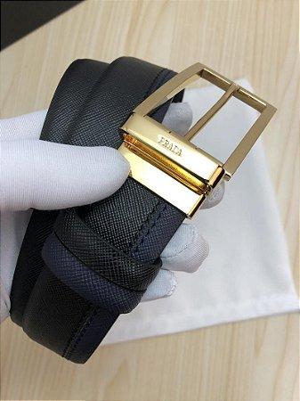 """Cinto Prada """"Black&Gold"""""""