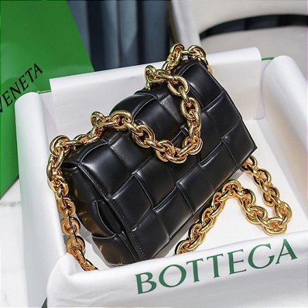 """Bolsa Bottega Veneta Chain Cassette """"Black"""""""