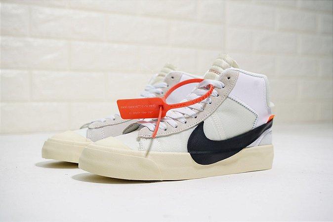 """Tênis Nike Off White """"White"""""""