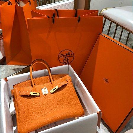 """Bolsa Hermès Birkin """"Caramelo"""""""
