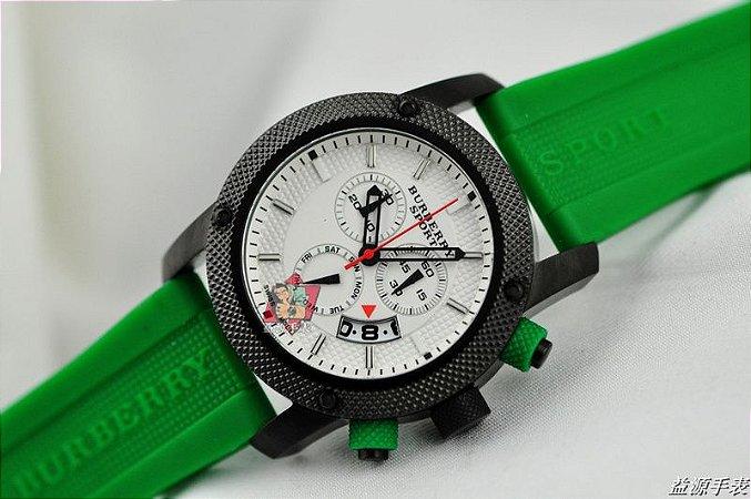 """Relógio Burberry """"Green"""""""