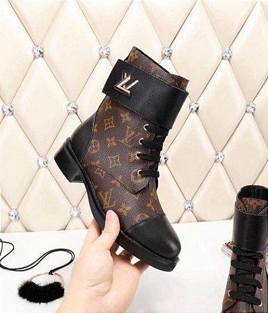 """Bota Louis Vuitton """"Brown"""" (PRONTA ENTREGA)"""