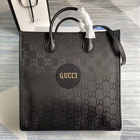"""Bolsa Gucci Tote Off The Grid """"Black"""""""