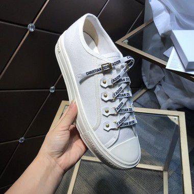 """Tênis Dior Sneaker """"White"""" (PRONTA ENTREGA)"""