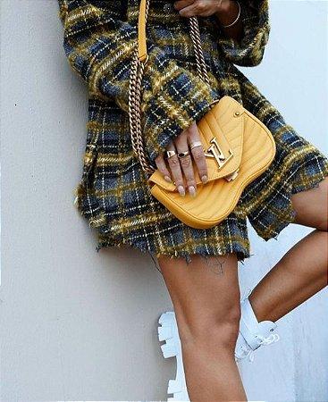 "Bolsa Louis Vuitton Chain New Wave ""Yellow"""