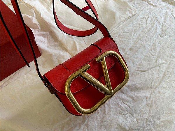 "Bolsa Valentino SuperVee ""Red"""