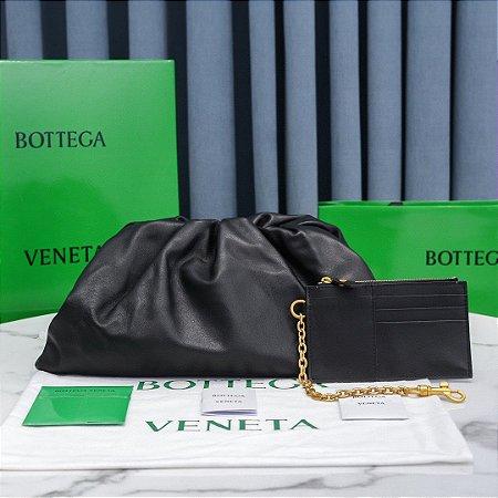 """Bolsa Bottega Veneta The Pouch """"Black"""""""