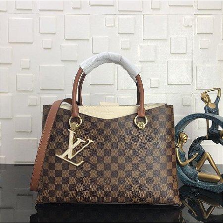 """Bolsa Louis Vuitton Riverside """"Vanilla"""""""