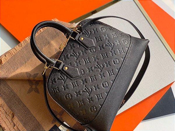 """Bolsa Louis Vuitton Neo Alma PM Monograma Empreinte """"Beige"""" (PRONTA ENTREGA)"""