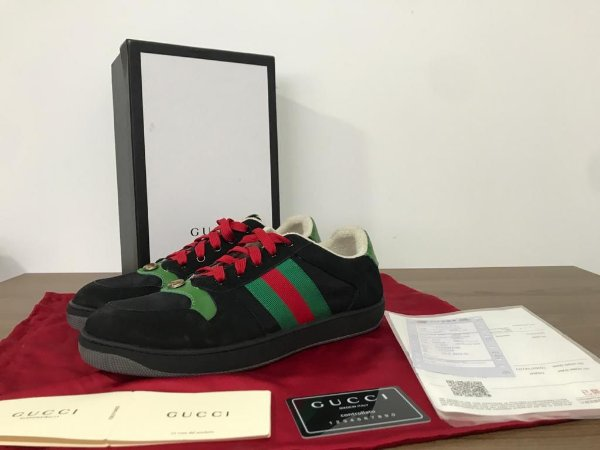 "Gucci Screener ""Red & Green""  (PRONTA ENTREGA)"