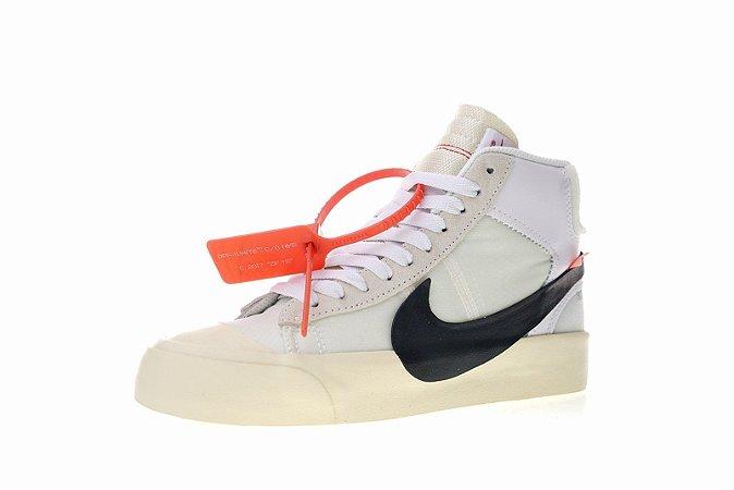 Off-White x Nike Blazer Mid  (PRONTA ENTREGA)