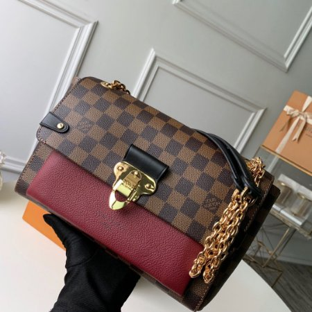 "Bolsa Louis Vuitton Saint Placide ""Bordeaux"""