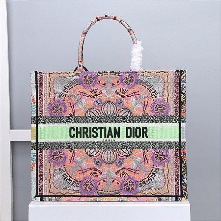 """Bolsa Tote Dior Book  """"in Lights """""""