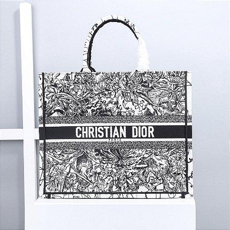 """Bolsa Tote Dior Book  """"Zodiac """""""
