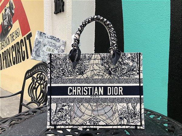 """Bolsa Tote Dior Book """"Star"""""""