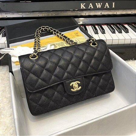 "Bolsa Chanel Double Flap ""Black&Brown"""