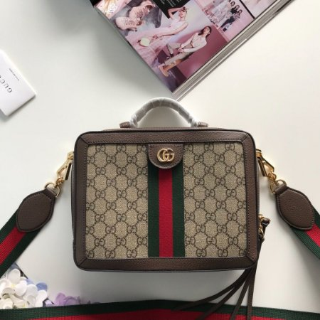 "Shoulder Bag Gucci ""Ophidia GG"""