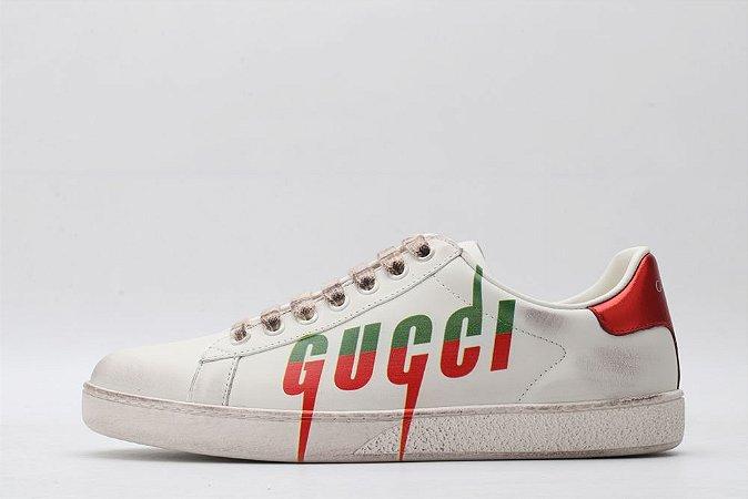 """Tênis Gucci Ace """"Blade"""""""