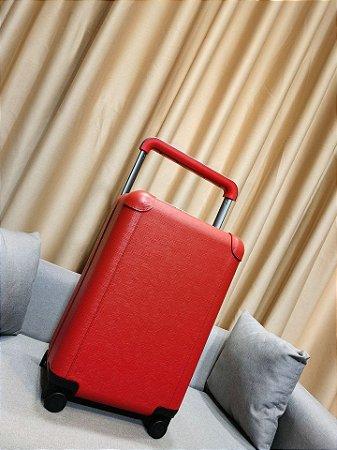 """Mala de Viagem Horizon 55 Epi Leather """"Red"""""""