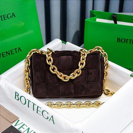 """Bolsa Bottega Veneta Chain Cassete """"Fondant"""""""