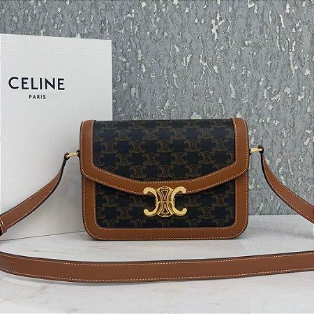"""Bolsa Céline Teen Triomphe """"TAN"""""""