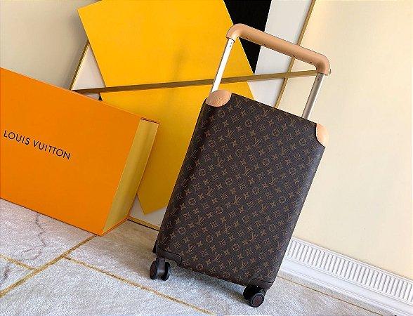 """Mala de Viagem Louis Vuitton Horizon Monogram Canvas """"Rose"""" (PRONTA ENTREGA)"""