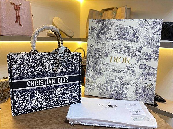 "Bolsa Tote Dior Book ""Zodiac""  (PRONTA ENTREGA)"