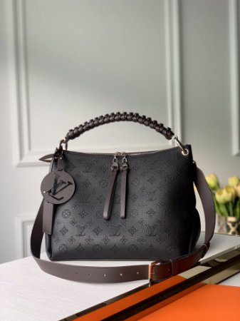 "Bolsa Louis Vuitton Babylone Chain ""Noir"""