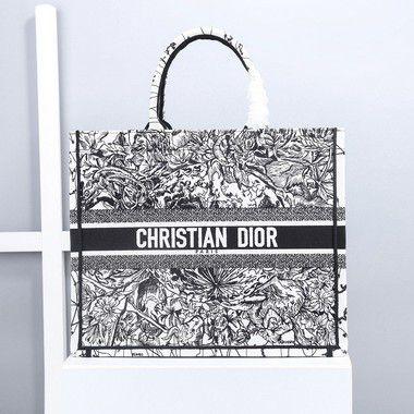 "Bolsa Tote Dior Book  ""Zodiac "" (PRONTA ENTREGA)"
