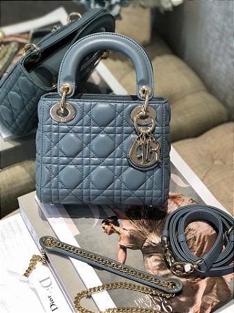 """Bolsa Lady Dior """"Blue Pastel"""""""