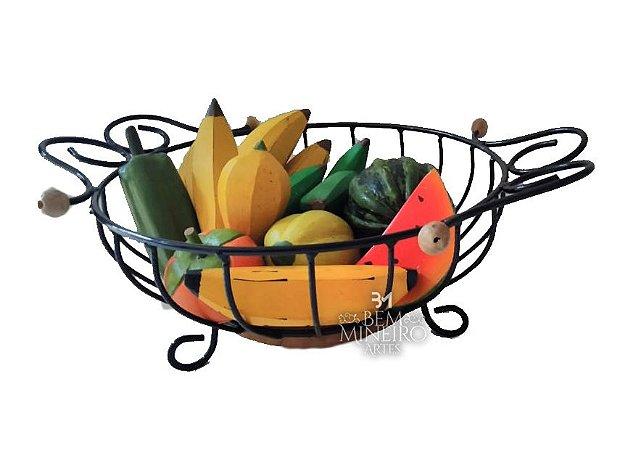 Fruteira Redonda