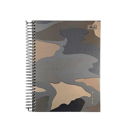 Caderno Universitário 10 Matérias 160F Hide Tilibra