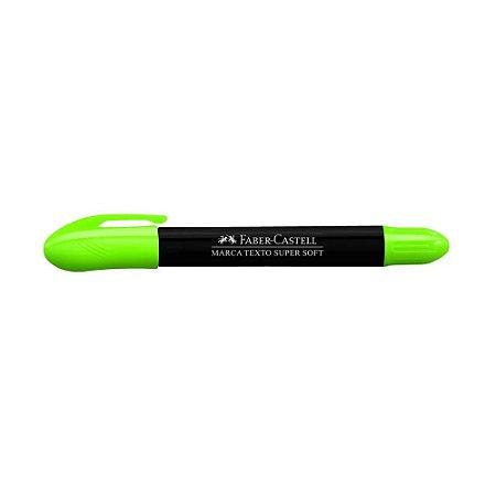 Marca Texto Super Soft Verde Faber Castell