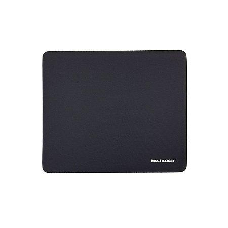 Mouse Pad Multilaser Slim 22x18cm AC027