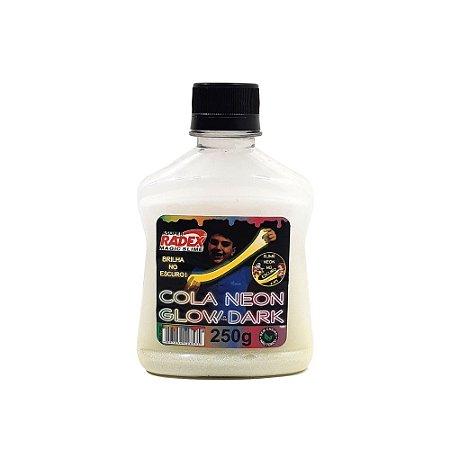 Cola Neon Glow Dark Slime 250g Radex