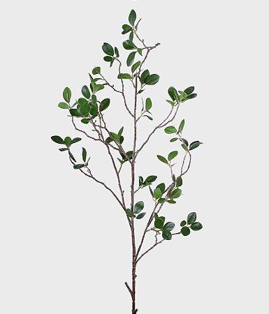 Haste Folha Ficus Real Toque - 1,07m
