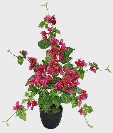 Bougainville 76cm (Plantada)  - Rosa Escuro