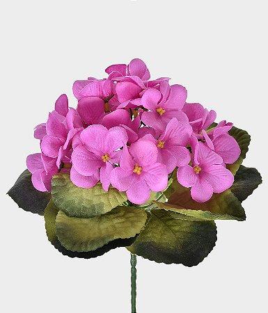Buquê Violeta 22cm - Lavanda