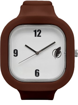 Relógio Branco / Coffee