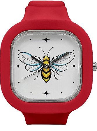 Relógio Abelha - Marsala