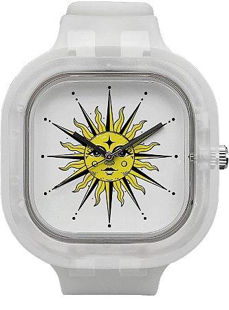 Relógio Sol - Invisible