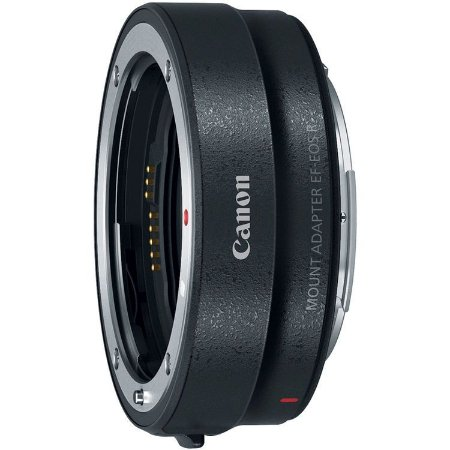 Adaptador Canon - Lentes Canon EF/EF-S em Câmeras Canon RF
