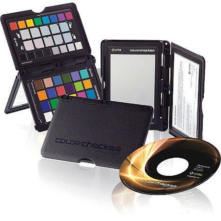Calibrador de Cores X-Rite ColorChecker Passport