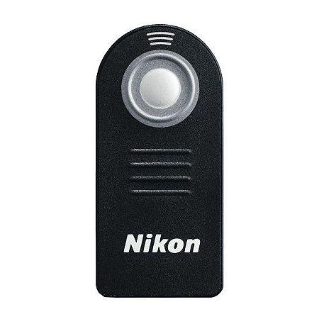 Controle remoto sem fio Nikon ML-L3