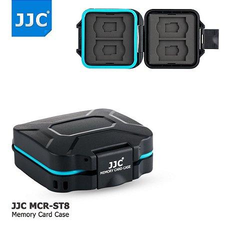 Estojo para cartão de memória JJC - MCR-ST8