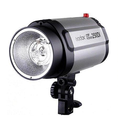 Flash de Estúdio Godox - Mini Pioneer 250DI (250W - 110V)